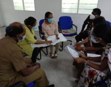 MOH training - Colombo District