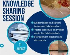 Knowledge sharing session